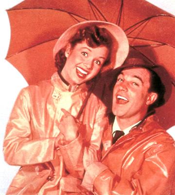 すばるワンコインシネマ「雨に唄えば」画像