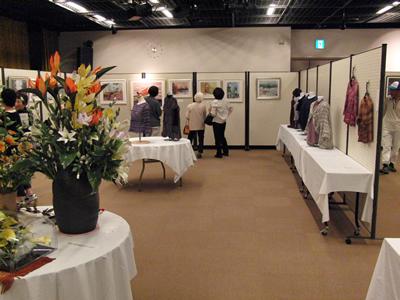富田林市民文化祭 市民美術工芸展画像