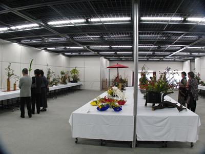 富田林市民文化祭 茶華道大会画像