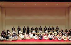 富田林市民文化祭 箏・三絃・尺八演奏会