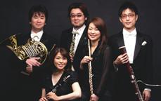 平成23年度公共ホール音楽活性化支援事業 Quintet「H(アッシュ)」 木管五重奏コンサート