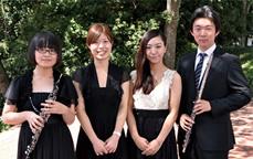大阪芸術大学インターンシップ研修生企画公演「音楽でホッと一息」