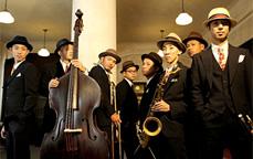 南河内ジャズフェスティバル2012~JAZZ♪で紡ぐ、南河内への架け橋!~ 『KING COLUMBIA Swing Jazz in 富田林』