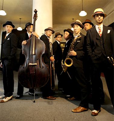南河内ジャズフェスティバル2012~JAZZ♪で紡ぐ、南河内への架け橋!~ 『KING COLUMBIA Swing Jazz in 富田林』画像
