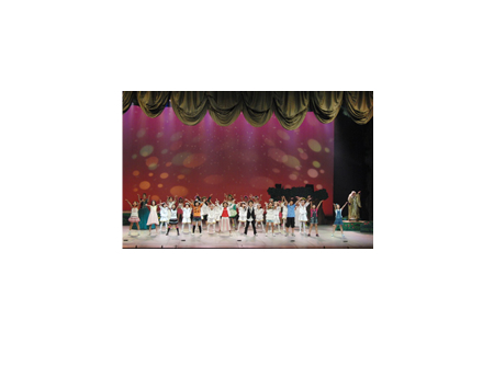 すばるキッズミュージカル2011『今こそ、いのちの歌を!』