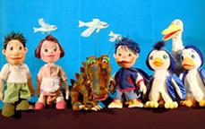 夏・劇!すばる演劇フェスティバル2012 人形劇団クラルテ「おーいペンギンさーん」