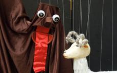 夏・劇!すばる演劇フェスティバル2013アマチュア人形劇 クリオネ(マリオネット)公演