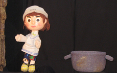 夏・劇!すばる演劇フェスティバル2013アマチュア人形劇 劇団たふたふ 公演