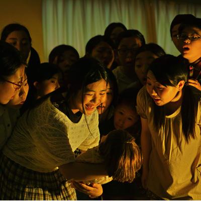 佐賀県立佐賀東高校演劇部公演「ルナとわたしと、さいごの虹と。」画像