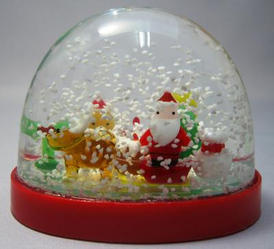 スノードーム制作体験!~クリスマスプレゼントに最適!~画像