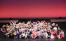 新屋英子一座20周年記念公演 2015年版「砂漠の薔薇」スバルより愛を込めて