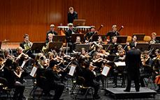 ドイツ青少年オーケストラとの国際親善第九演奏会