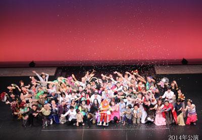 新屋英子一座20周年記念公演 2015年版「砂漠の薔薇」スバルより愛を込めて画像