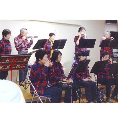 プカプカバンド ハーモニカミニコンサート(すばるホール芸術文化助成事業)画像