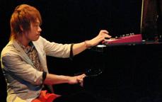 角渉ソロピアノLIVE!~MY HISTORY~