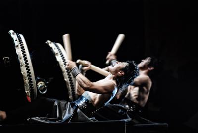 WADAIKO TAO 「情熱LIVE TATAKIMAKURE」画像