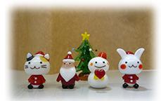 ジェルキャンドル制作体験会~クリスマスにぴったりのキャンドルを作ろう!~