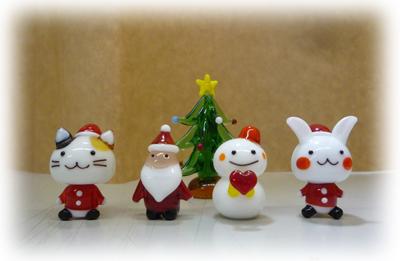 ジェルキャンドル制作体験会~クリスマスにぴったりのキャンドルを作ろう!~画像