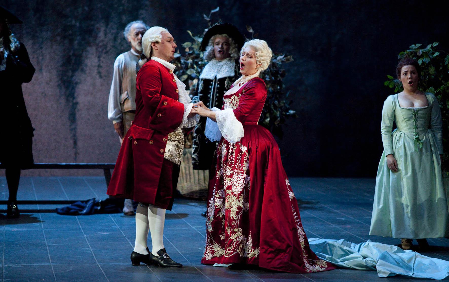 ライブビューイング~パリ・オペラ座へようこそ~『フィガロの結婚』作曲:モーツァルト