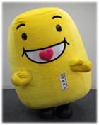 石川県の人気ゆるキャラ「のとドン」とあそぼう!画像