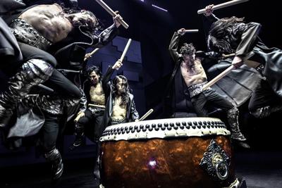 DRUM TAO「ドラムロック 疾風3」画像