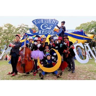 すばるキッズアートフェスティバル2019 クロワッサンサーカスショー!画像
