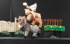 人形劇団Zooっと「3つの願い」「ブレーメンの音楽隊」