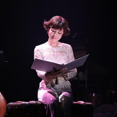 三谷幸喜×戸田恵子「虹のかけら~もうひとりのジュディ」画像
