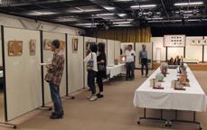 第69回富田林市民文化祭 市民美術工芸展