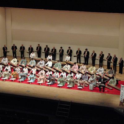 第69回富田林市民文化祭 三絃・箏(こと)・尺八演奏会画像