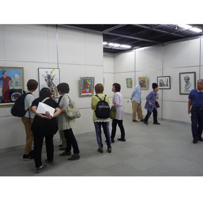 第69回富田林市民文化祭 市民美術工芸展画像