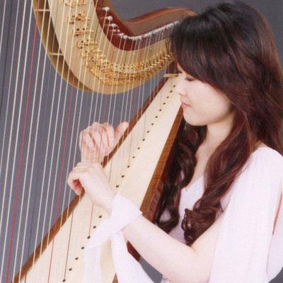 とんだばやし演奏家協会  私の街でクラシックVol.27 ハープデュオ『ファルファーレ コンサート』画像