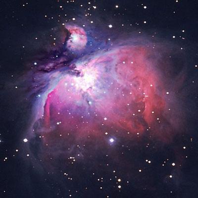 すばるスターウォッチングクラブ【星空観望会】「みえるかな?オリオン大星雲を探してみよう!」画像