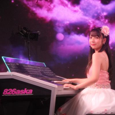 826aska Electone Live2020 4/25振替公演画像