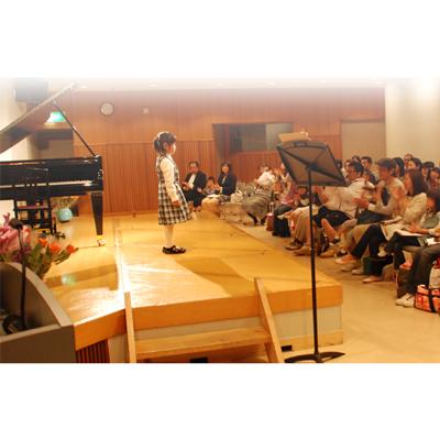 飛び出そう、舞台へ!「ピティナ・ピアノステップ」参加者募集画像