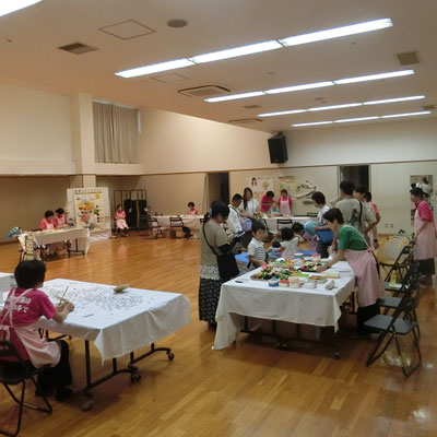 すばるキッズアートフェスティバル2021 関連イベント「食育広場」画像