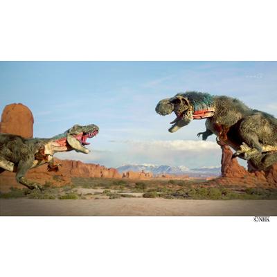 大型映像  ティラノサウルス ~最強恐竜 進化の謎~画像