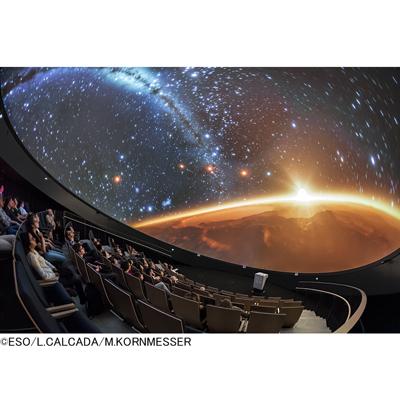 プラネタリウム新番組 太陽~私たちの母なる星~画像